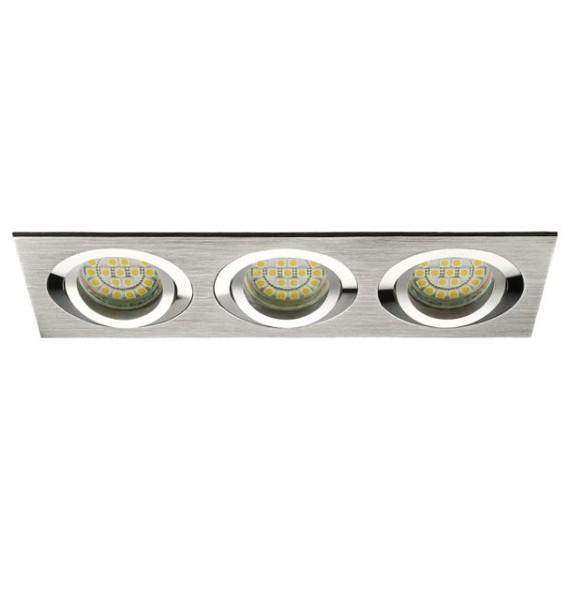 Kanlux SEIDY CT-DTL350 mozgatható, téglalap alakú spot lámpatest, több színben