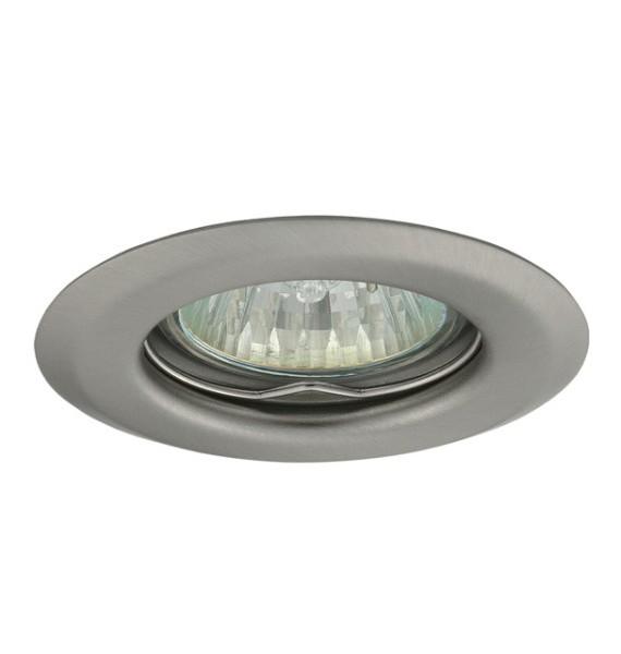 Kanlux ULKE CT-2113-C/M matt króm színű spot lámpatest, Gx4 foglalattal, MR11-es fényforráshoz
