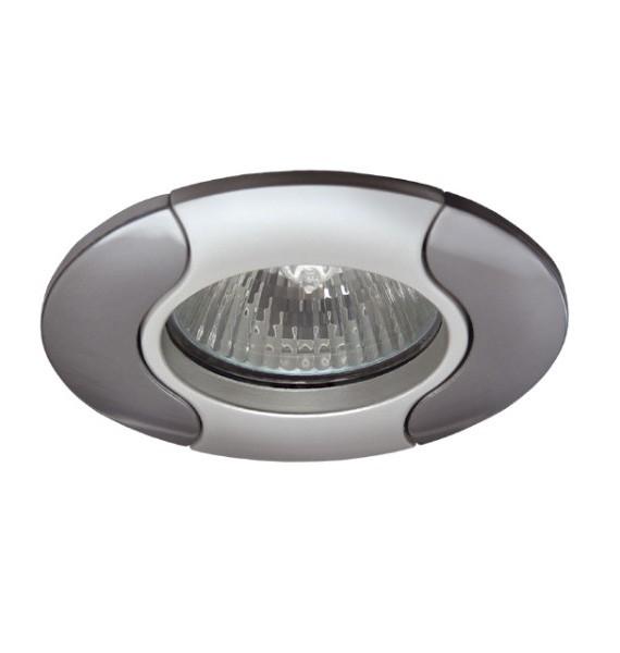 Kanlux AKRA CT-DS14 PS/N gyöngyház ezüst/nikkel színű spot lámpatest