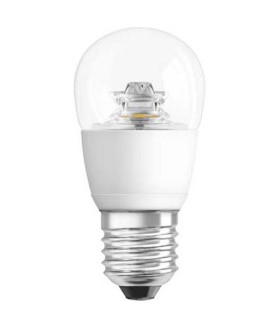 OSRAM PARATHOM ADVANCED Classic P átlátszó búra 5,7-40W 470 lumen E27 melegfehér LED égő
