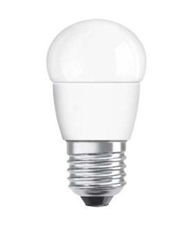 OSRAM PARATHOM ADVANCED Classic P matt búra 5,4-40W 470 lumen E27 melegfehér LED égő