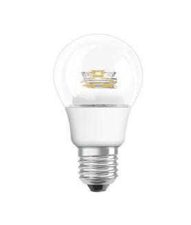 OSRAM PARATHOM ADVANCED Classic A 40 átlátszó búra 5,4-40W 470 lumen E27 melegfehér LED égő